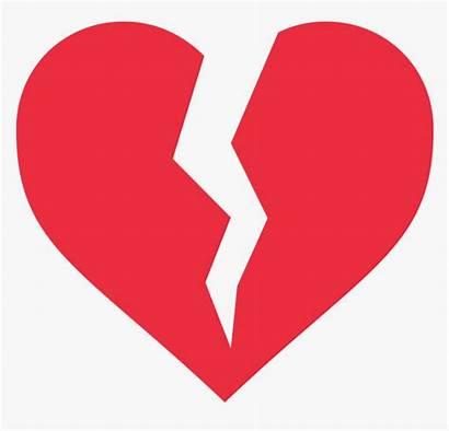 Broken Heart Clipart Clip Icon Cartoon Kindpng