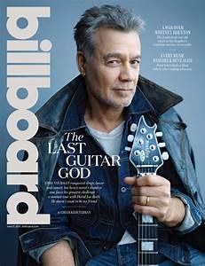 Smoker Eddie Van Halen Blames His Tongue Cancer On Guitar