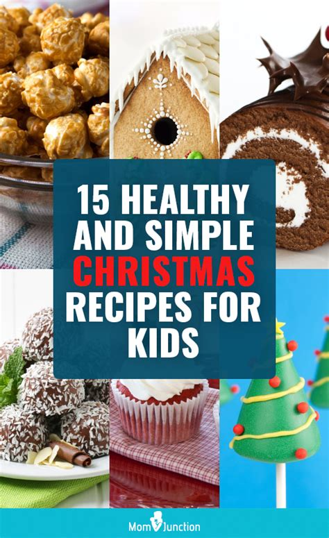 When it comes to christmas gift ideas for kids, you want to give them something that'll keep them entertained but is also educational. 15 Healthy And Simple Christmas Recipes For Kids