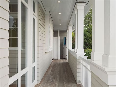 Blue Beadboard Porch Ceiling Design Ideas