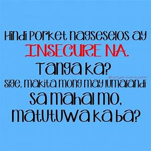 Famous Quotes About Life Tagalog. QuotesGram