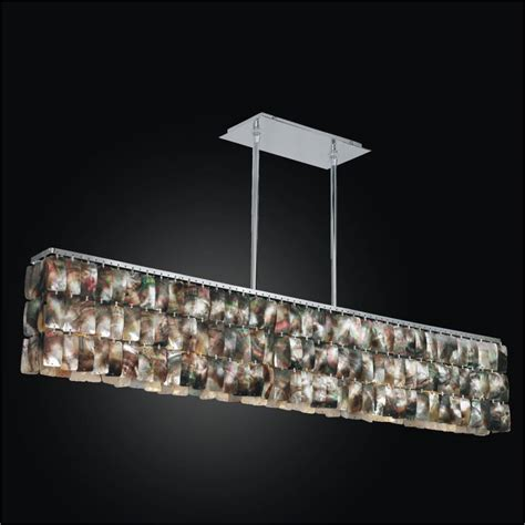 linear chandelier of pearl light fixture 622