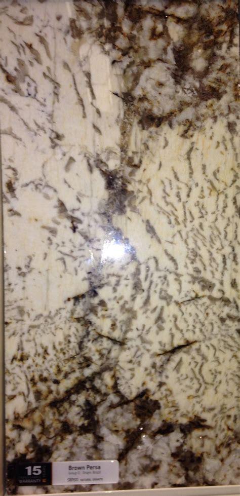 sensa granite quot brown persa quot kitchen remodel