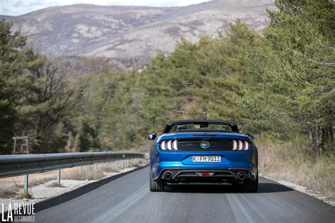 Alpine A110 Ford Mustang Gt Vergleich by Ford Mustang Gt Essai Comparatif Alpine A110 Vs Ford
