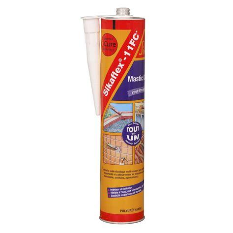 mastic colle sika sikaflex 11fc 300 ml beige leroy merlin
