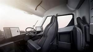 tesla-semi-truck-seats-interior - TESLARATI