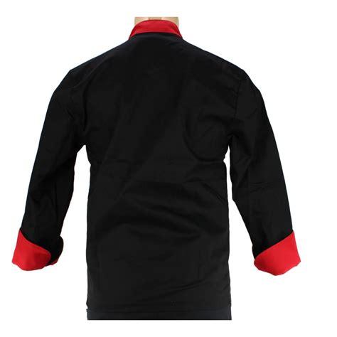 vetement de cuisine vêtement de cuisine noir et pour homme lisavet
