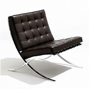 Mies Van Der Rohe Chair : cadeiras e poltronas projetadas por arquitetos no quinto andar ~ Watch28wear.com Haus und Dekorationen