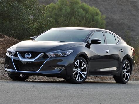 New 2015 Nissan Maxima by 2016 Nissan Maxima Overview Cargurus