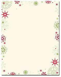 9 best images of printable holiday letterhead paper printable christmas letterhead paper free for Holiday letterhead