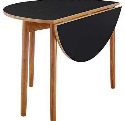 black folding dining table habitat dining tables and chairs