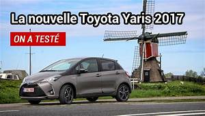 Nouvelle Yaris 2017 : essai auto 5 nouvelle toyota yaris 2017 youtube ~ Maxctalentgroup.com Avis de Voitures
