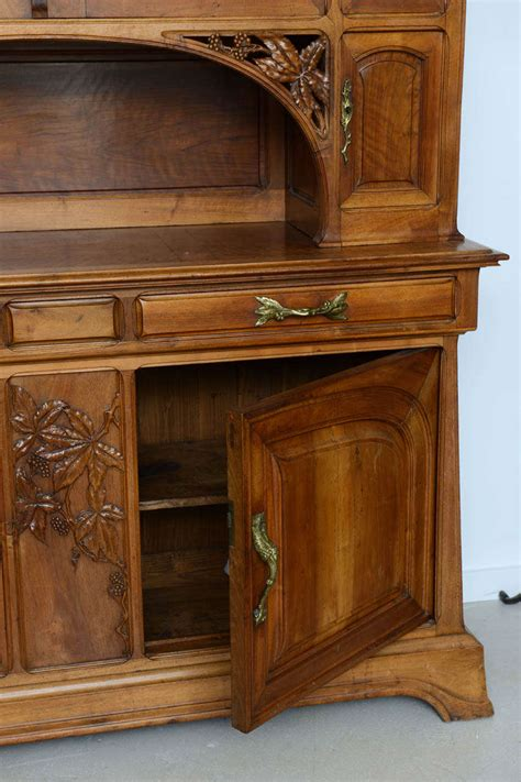auction kitchen cabinets nouveau cabinet at 1stdibs 1387