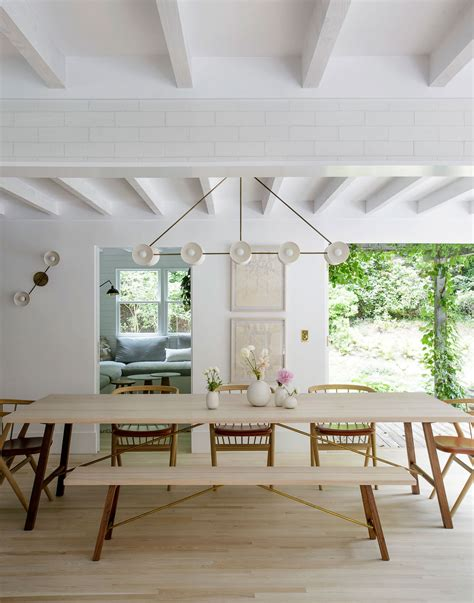 Helgerson Interior Design by Amagansett House Renovation By Helgerson