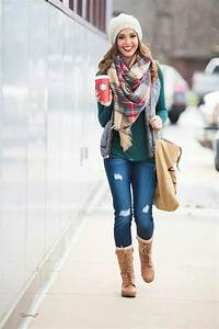 Casual Winter Outfits For Women 2018 | FashionTasty.com