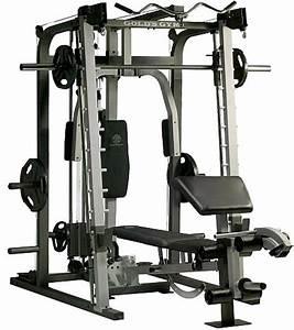 Brand New Gold's Gym Platinum Home Gym Includes Smith ...
