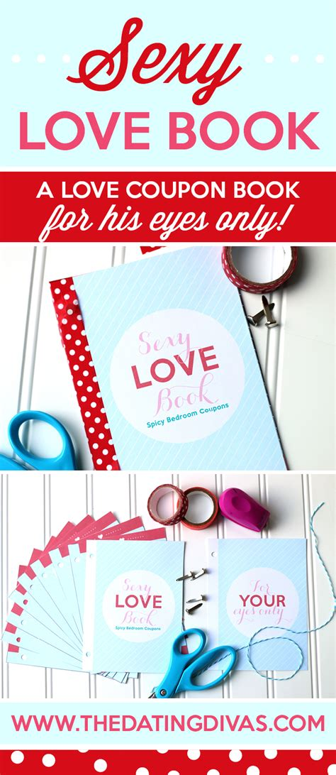 valentines day sexy love book  coupons
