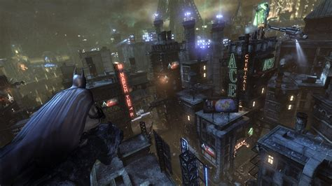 Review Batman Arkham City Is A Game Worthy Of Donning