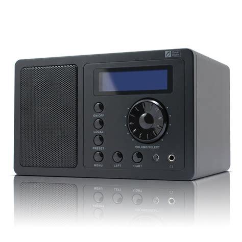 WiFi+UPnP Radio Ocean Digital WR 220 Internet WiFi Radio ...