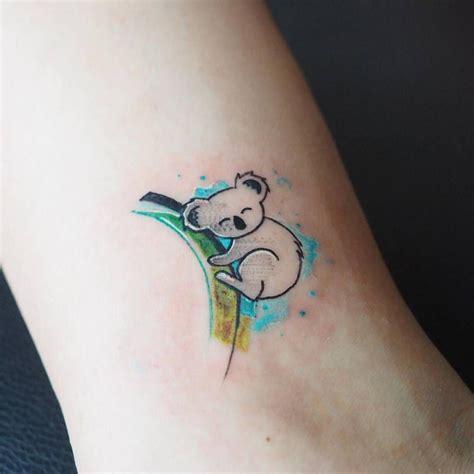 Koala Tattoo Ile Ilgili Görsel Sonucu Tattoos