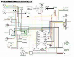 Schema Electrique Honda 125 Varadero