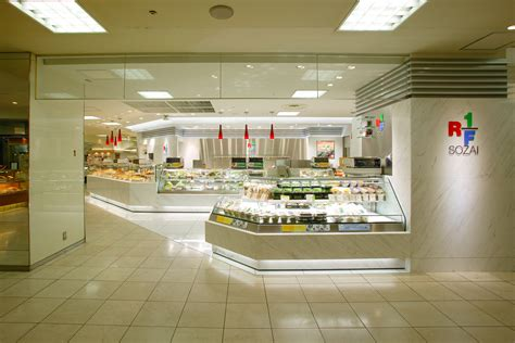 sogo cuisine 39 s freshest ready meals can be found in the basement