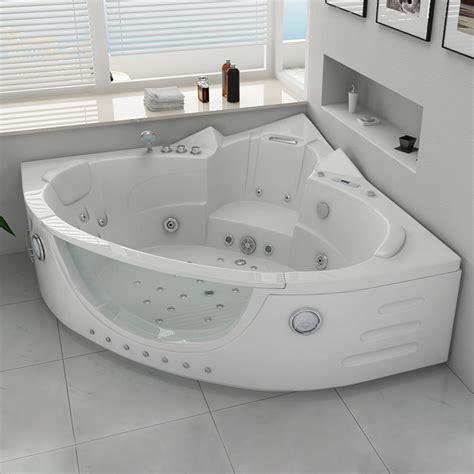 baignoire d angle 2 places baignoire de luxe baignoire d angle deux places