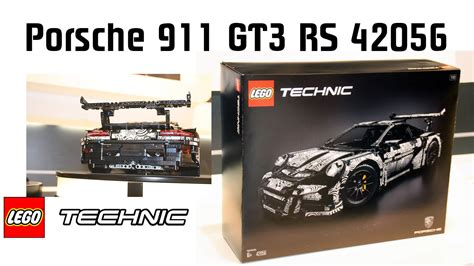 technic porsche instructions technic porsche 911 gt3 rs 42056
