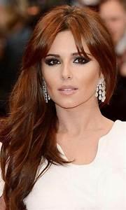 Couleur De Cheveux Pour Yeux Marron : couleur de cheveux acajou 64 photos pour choisir votre ~ Farleysfitness.com Idées de Décoration