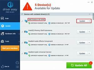 Amd Radeon Driver Updates  Solved