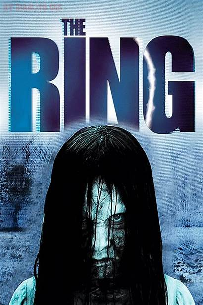Samara Morgan Horror Gifs Ring Poster Motion