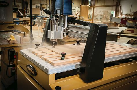 mid size cnc woodworking routers  powermatic