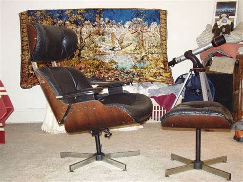 Vintage Eames Lounge Chairs  Real or Reproductions?