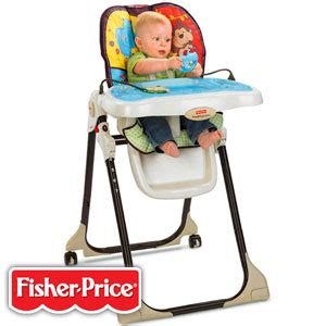 Buy Fisherprice Baby Zoo Healthy Care High Chair At Home