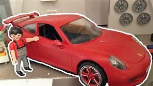 Voiture Playmobil Porsche : playmobil porsche voiture youtube ~ Melissatoandfro.com Idées de Décoration