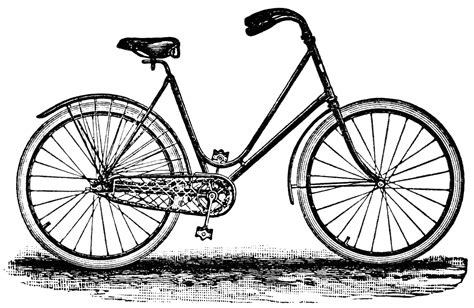 black cycling bicycle bike clipart 6 bikes clip art 3 image 7