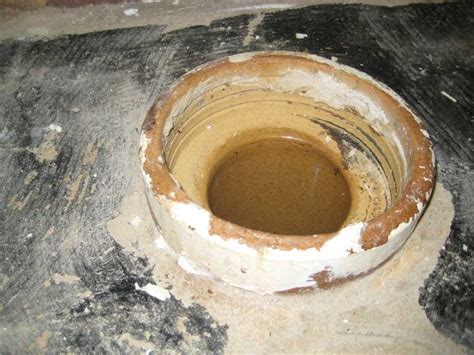 Toilet   Vertical drainage clay waste termination   DIYnot
