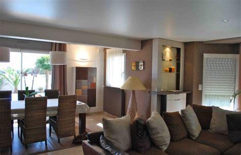 le salon et la salle 224 manger faites rimer couleurs et lumi 232 res maison et d 233 coration