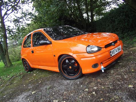 [corsa B] Orange Corsa B Gsi Rep