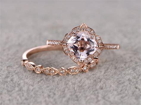 15 Unique Non Clear Diamond Engagement Rings