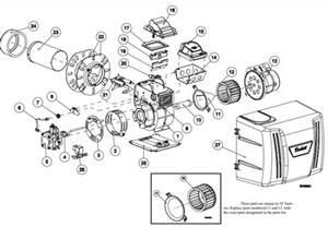 similiar beckett oil burner pump diagram keywords beckett oil burner parts diagram thermostat wiring diagram oil burner