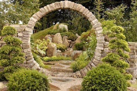 Japanischer Chinesischer Garten Pflanzen by Traditioneller Japanischer Garten Gestaltung Ogrody