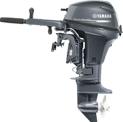 Yamaha Boat Motors Four Stroke by Yamaha 8 Hp Outboard Motor Portable Reliable Four Stroke