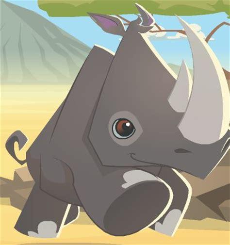 rhinoceros animal jam wiki fandom powered  wikia