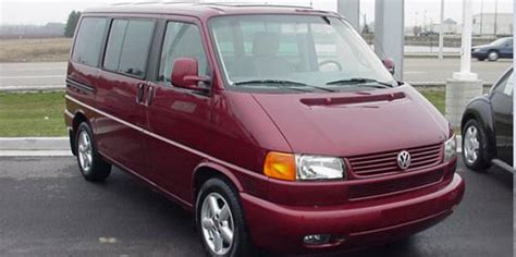 1999 Volkswagen Eurovan Used Car Pricing, Financing And