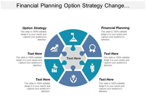 financial planning option strategy change management