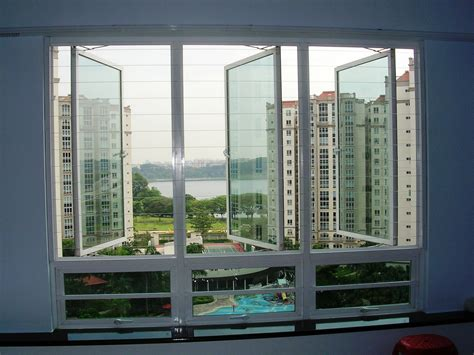 pros cons  installing invisible grilles window grill singapore