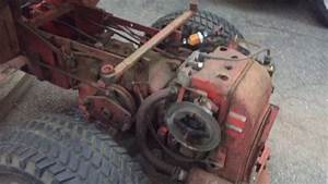 Saving An Old Gravely 812 Part 9