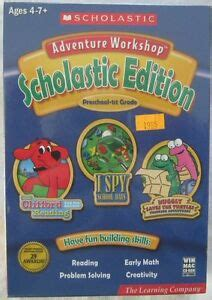 scholastic adventure workshop scholastic edition preschool 113 | s l300