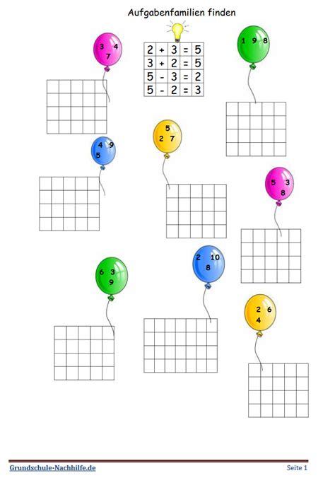 Weitere ideen zu mathematik, mathe, arbeitsblätter. Matheaufgaben 1 Klasse Ausdrucken Gratis / Ubungen Mathe Klasse 1 Kostenlos Zum Download ...